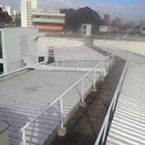 Serviços de impermeabilização de telhado